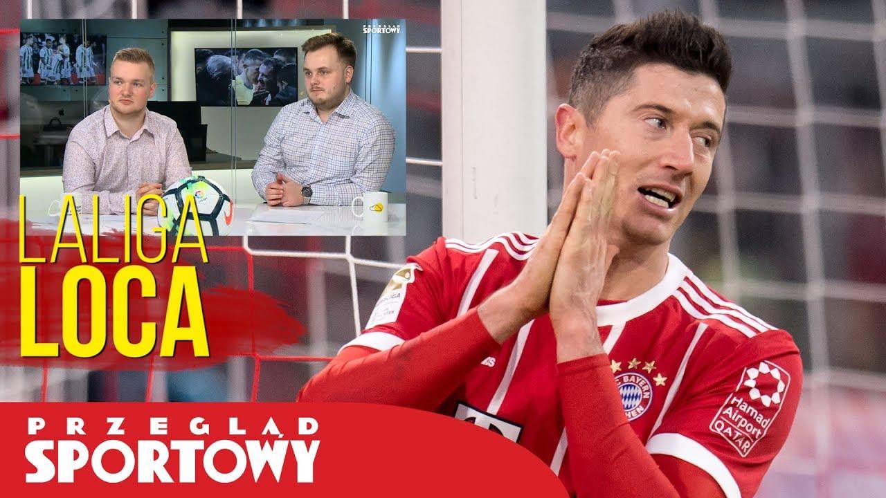 La Liga Loca #21 – Lewandowski chce transferu do Realu