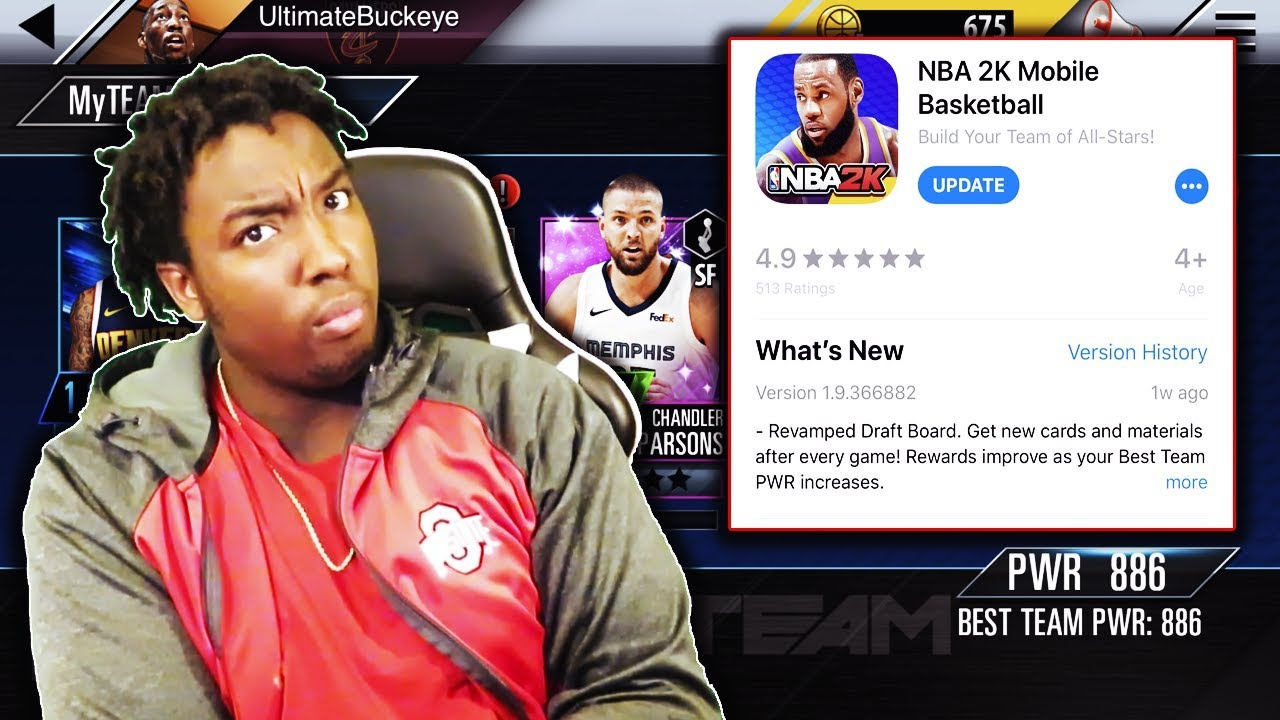 NBA 2K MOBILE IS NOW OFFICIALLY RELEASED WORLDWIDE!!! (IOS GAMEPLAY)