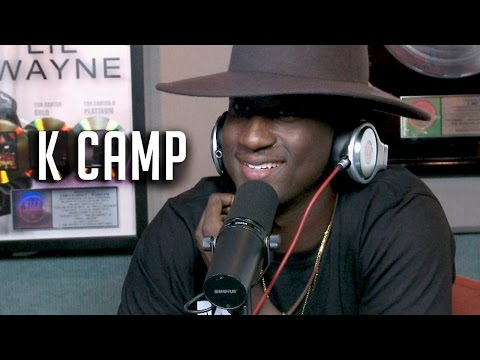K Camp talks new single, plays Cut That B*tch Off or Comfortable + Things Rappers Never Say