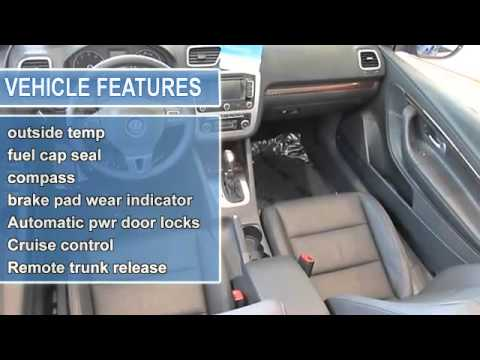 2012 Volkswagen Eos - Ed Carroll Motor Company - Fort Collins, CO 80525