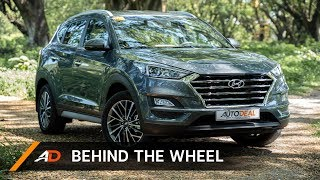2019 Hyundai Tucson GLS Review - Behind the Wheel