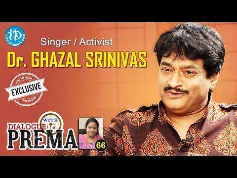 Dr. Ghazal Srinivas Exclusive Interview || Dialogue With Prema #66