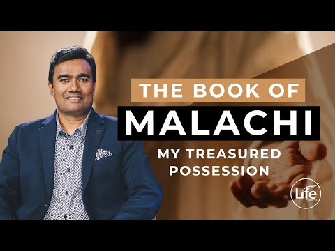 Malachi Part 7 - My Treasured Possession - Rev Paul Jeyachandran