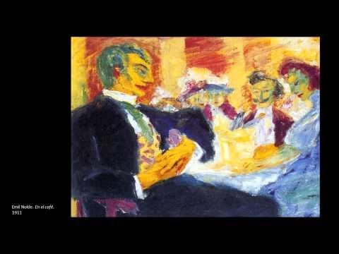 Lec001 Las vanguardias artísticas Expresionismo (umh1031 2014-15)