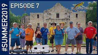 The Rest of San Antonio and  the Rally - #SUMMER2019 Episode 7