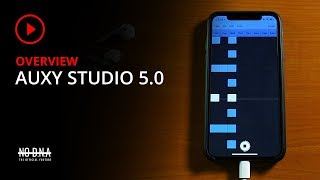 Auxy Studio 5.0 | Overview & Review for iOS (iPhone & iPad)