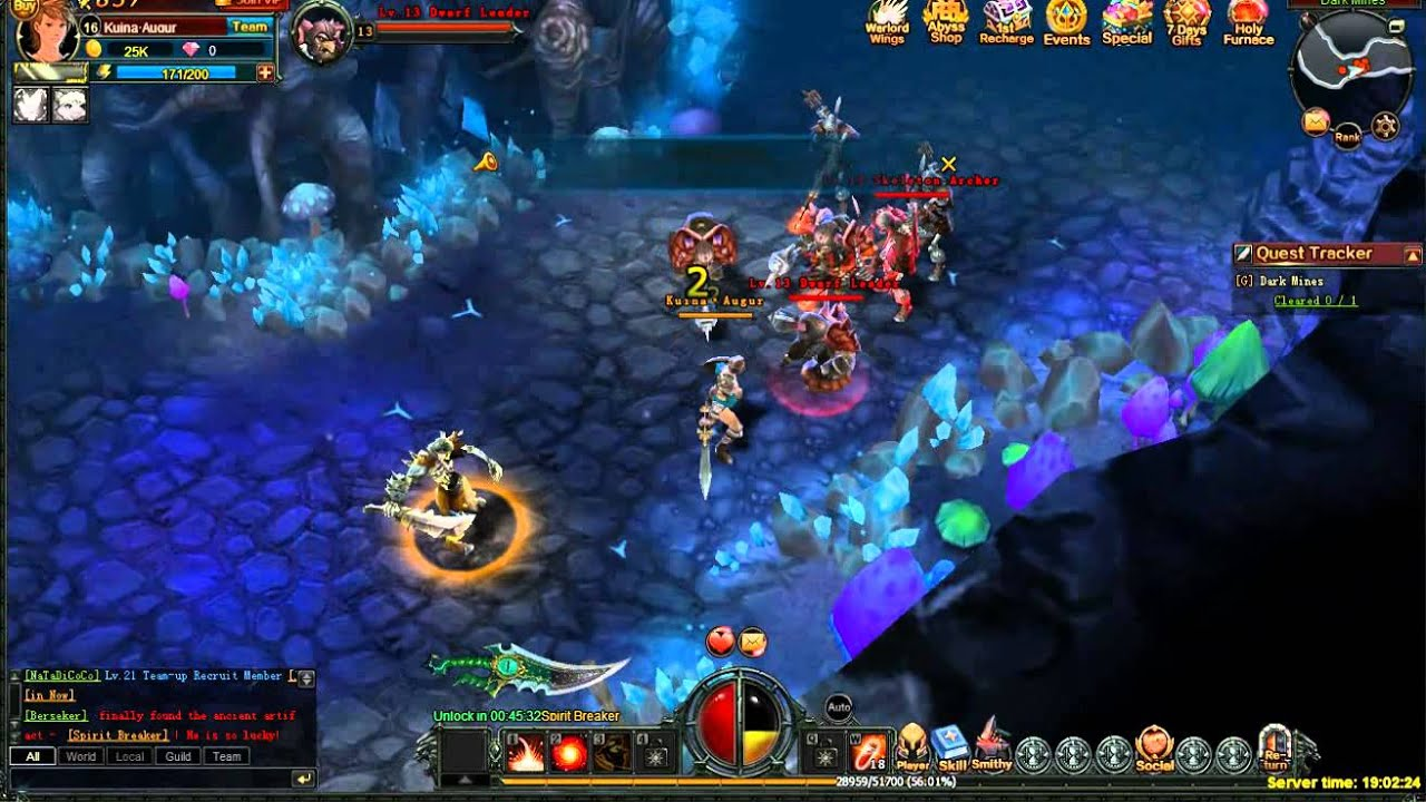 Browser Games Mmorpg