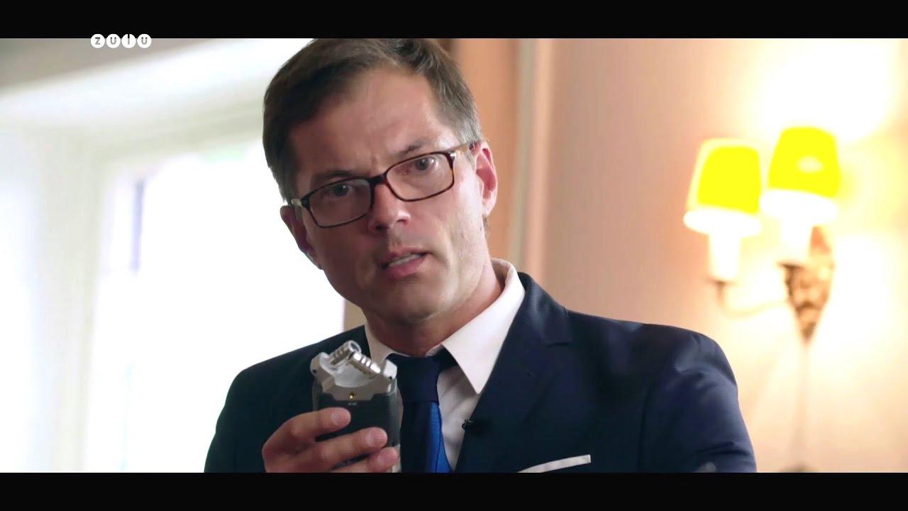 Zulu Comedy Galla 2016   Mikael Bertelsen Udspørger Rune Klan