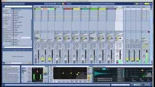 TR909 Ride - Techno  (Ableton Live Tutorial)