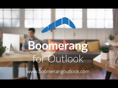 Boomerang for Outlook and Office 365
