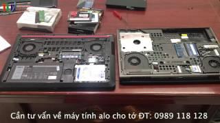 Những máy tính nào có thể nâng cấp ổ cứng SSD