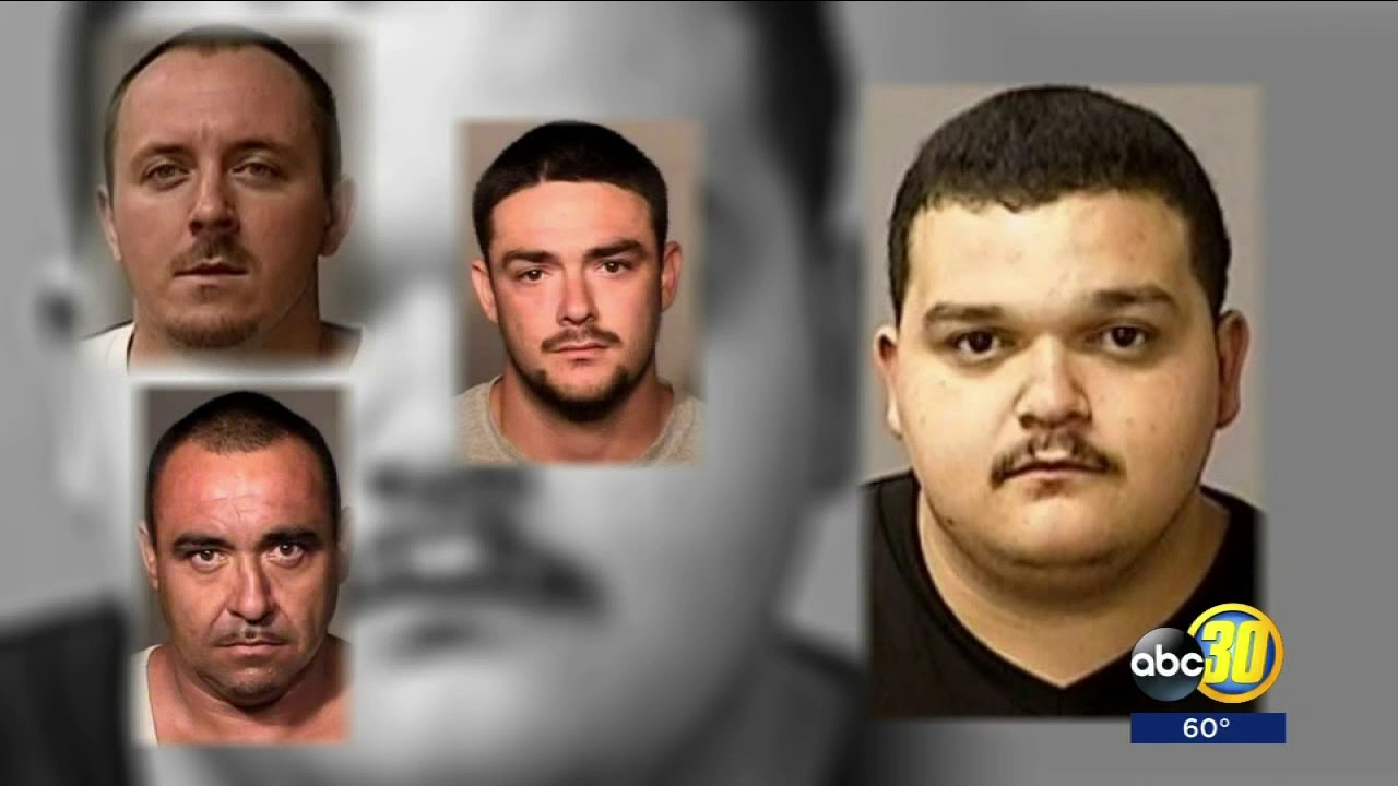 Fresno Police arrest 4 of the suspects from PRK Arms burglary in Modesto