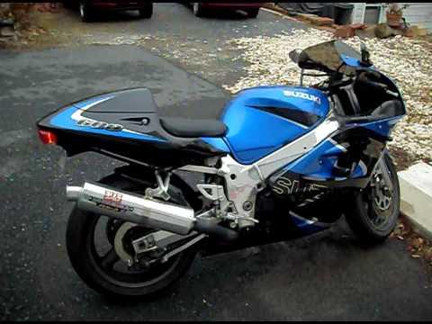 2000 Suzuki GSXR 600 for sale Part 2 - YouTube