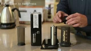 видео Что стоит учитывать при выборе жерновой кофемолки