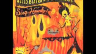 Jello Biafra and (the) Melvins-  Kali-fornia Uber Alles 21st Century (live)