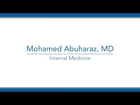 Mohamed Abuharaz, MD video thumbnail