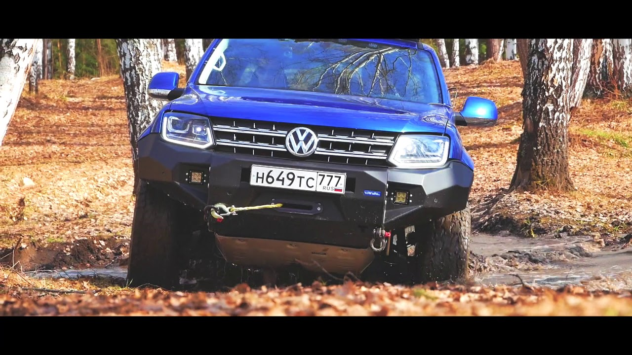 RIVAL 4x4 Accessories VW Amarok