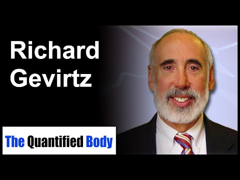 #35 Heart Rate Variability Biofeedback as a Tool to Reduce Stress with Richard Gevirtz