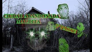 CRIATURA CAPTADA EN CIUDAD ABANDONADA *SITIOS ABANDONADOS DE ESPAÑA* EXPLORACIÓN URBANA PARTE 2