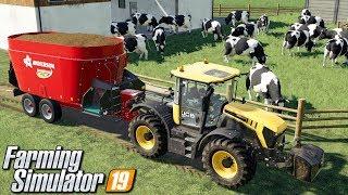 Hodowla krów - Farming Simulator 19 | #47