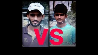 2nd FEDERATION CUP SOFT TENNIS CHAMPIONSHIP 2018 ROHIT VS JAY