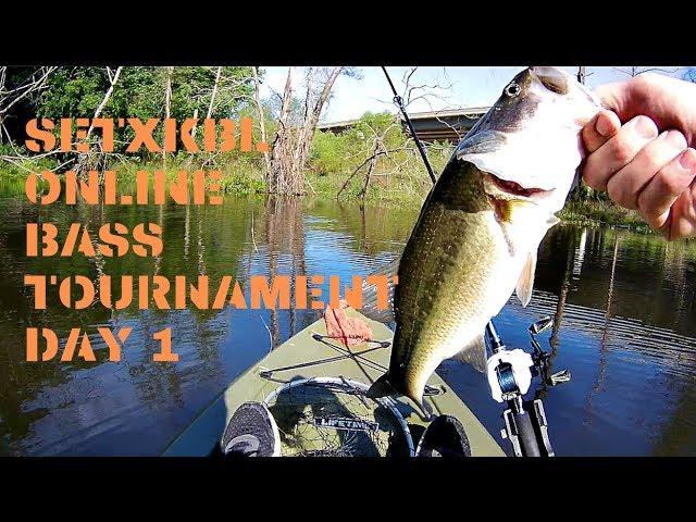 SETXKBL Online Bass Tournament Day 1