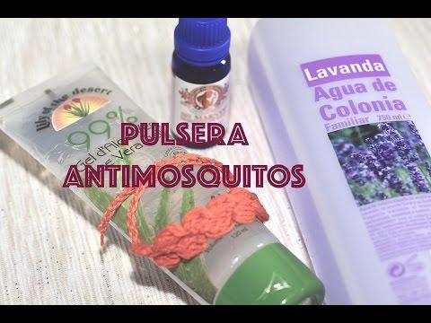 Pulsera Repelente De Mosquitos