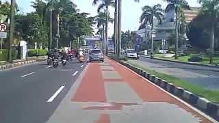 Blusukan Jl. Metro Pondok Indah, Jakarta Selatan