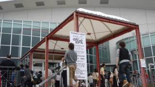阿久根市で行われた予選会にエントリー。131番「スタンド・アローン...