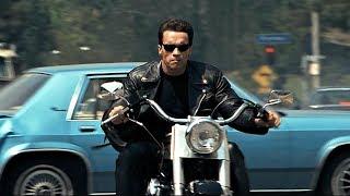 Terminator 2: All Bike Scenes L 4K Remastered 2017 / 3D