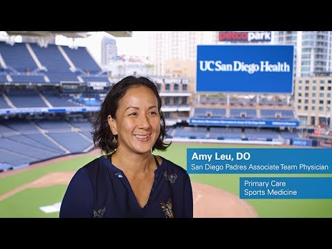 Meet Amy Leu, DO, Primary Care Physician And Sports Medicine Specialist