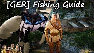 [GER] Black Desert Online - Tipps und Tricks rund ums Fischen (Fishing Guide)