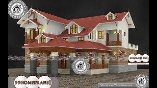 Indian House Design By 99HOMEPLANS COM [ Esp: M101 ]