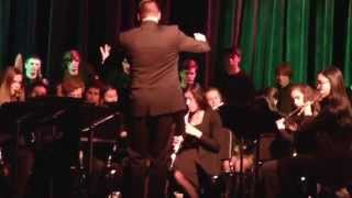 Overture for Winds by Charles Carter - AHS Symphonic Band & Wind Ensemble