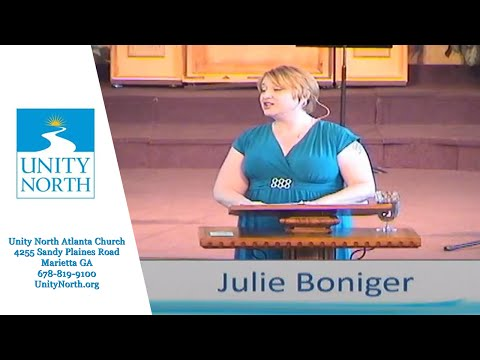Unity Church Sermon – Unity North Atlanta 4/24/2016