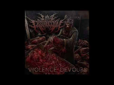 I Am Destruction Violence Devours Full EP 2018