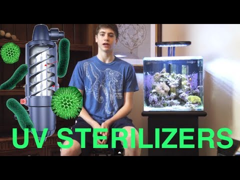 Uv sterilizer hook up