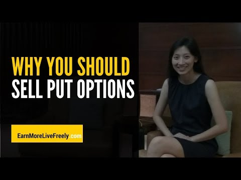 Why You Should Sell Put Options