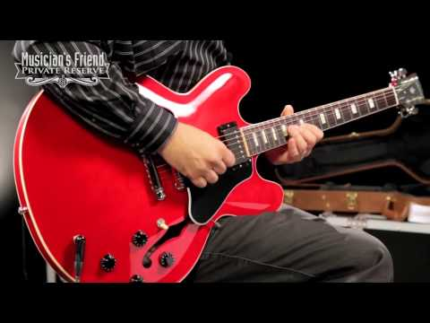 Gibson 2015 ES-335 Semi-Hollow Electric Guitar