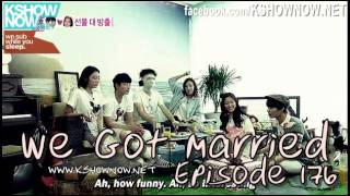 [ENG SUB] We Got Married Ep.176