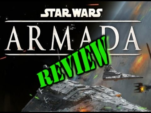 Review juego de mesa Star Wars Armada español