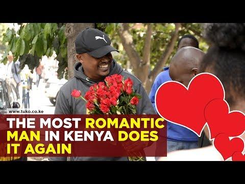 The most romantic man in Kenya does it again | Tuko TV Mp3