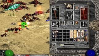 Diablo 2 Single Player: Immortal King