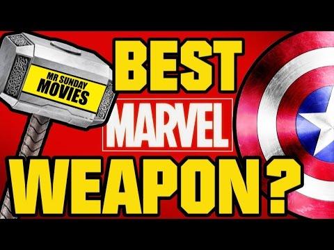 The Best Comic Book Weapon For MARVEL