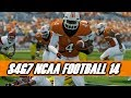 THE ROAD TO BECOMING A CHAMP - NCAA FOOTBALL 14 DYNASTY