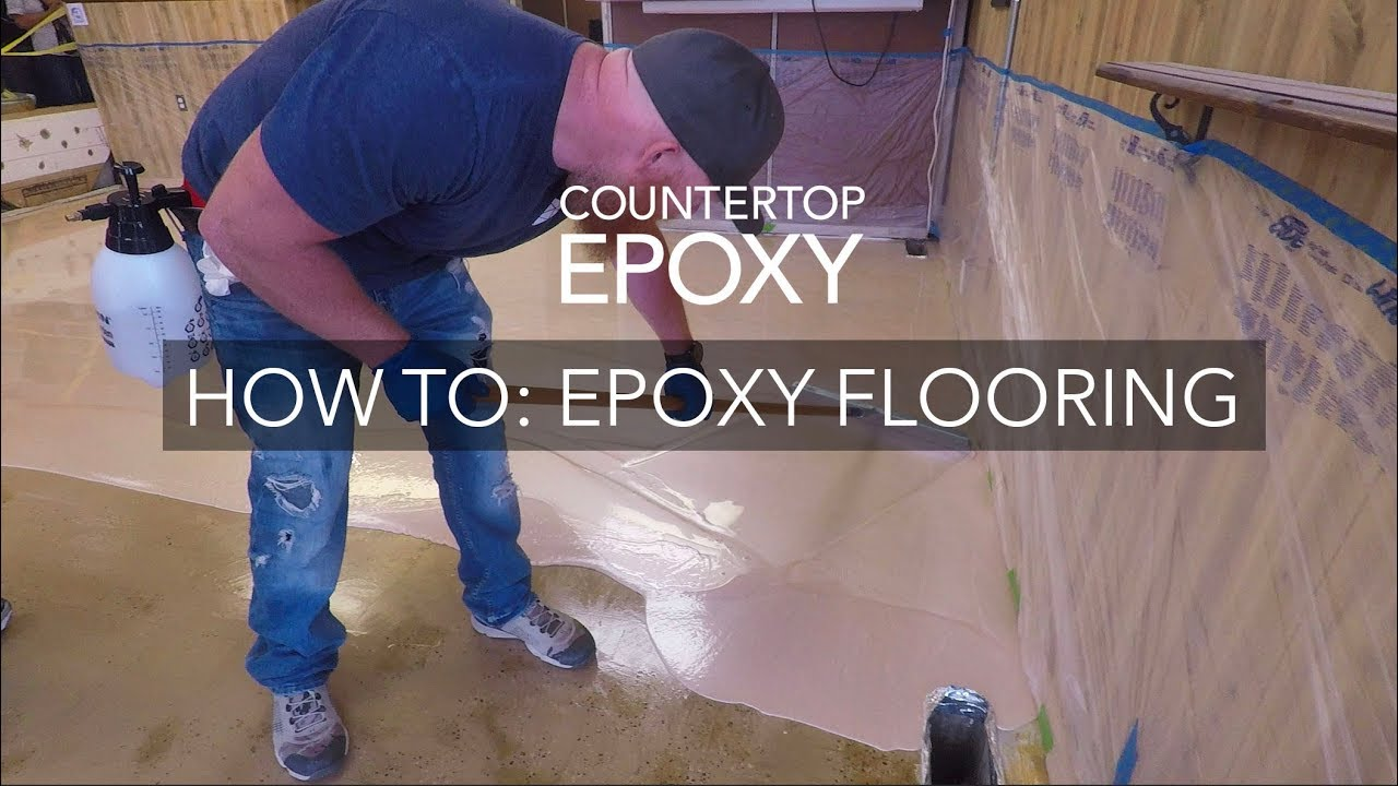 Garage Floor Epoxy Grand Junction Countertop Epoxy Flooring How To