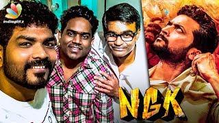 Suriya & Vignesh Shivan Join Hands Again | NGK, Selvaraghavan Movie | Hot Tamil Cinema News