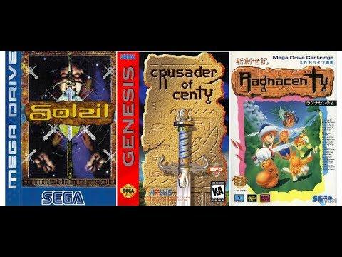 Top 10 Hidden JRPG Gems Sega Genesis