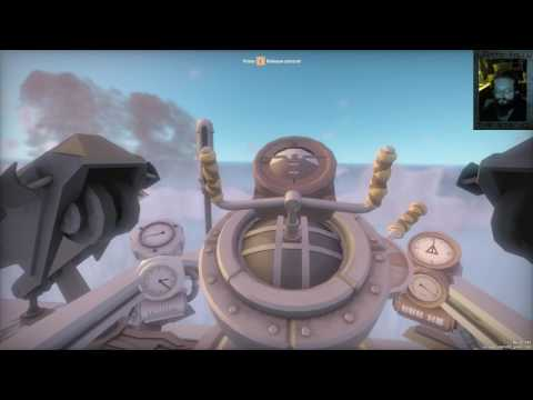Action packed airships! [Worlds Adrift Alpha]