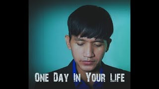 Michael Jackson - One Day In Your Life (Cover Tribute)